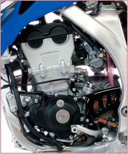 Yamaha Grizzly  Supercharger
