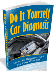 Do It Yourself Car Diagnosis