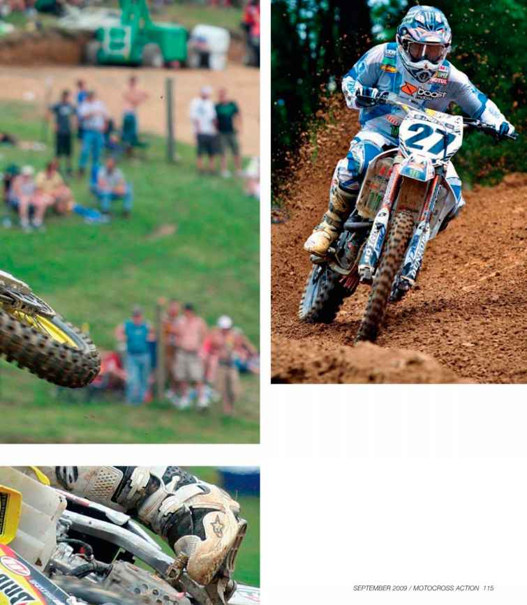 Mike Healey Motocross