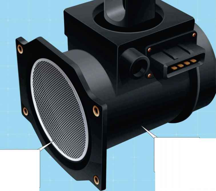Hotwire Air Flow Meter