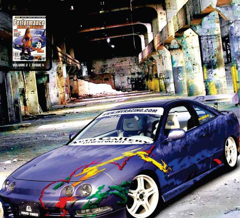 Kevin Yee Jungle Graphics Integra