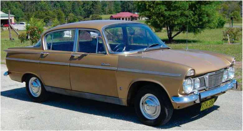 Humber Sceptre Gold