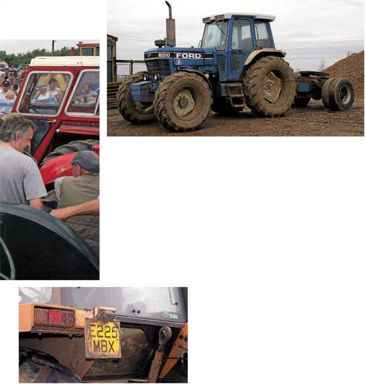 Vintage Crawler Tractor Shows