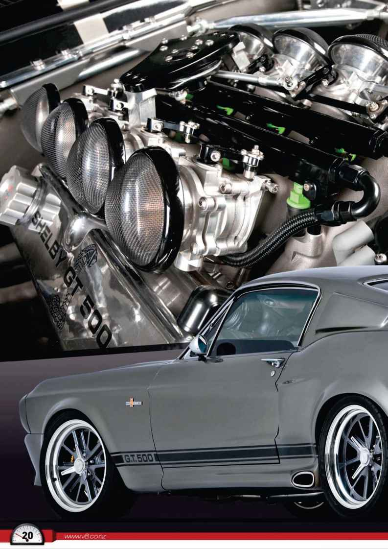 1967 ford mustang eleanor clone sale