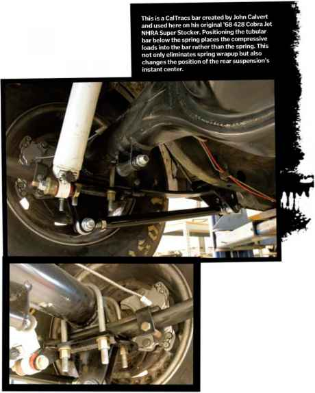 Calvert Rear Suspension Kit