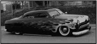 1949 Lead Sled Replica Kit