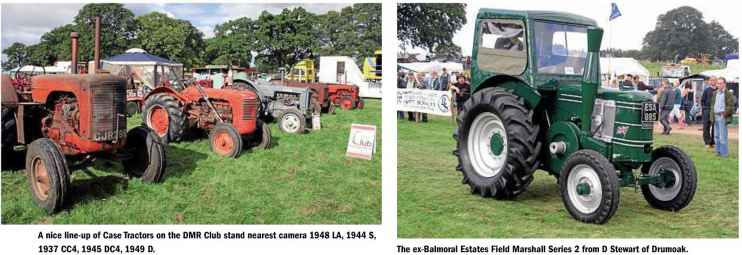Oliver 600 tractor vintage tractor woonky mobile field marshall tractor aberdeenshire fandeluxe Image collections