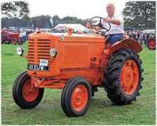 1950 Ford 600 Series Tractor