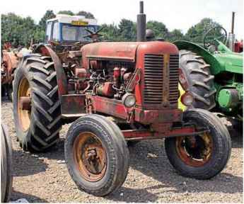 Oliver 600 tractor vintage tractor woonky mobile manual david brown 880 fandeluxe Gallery