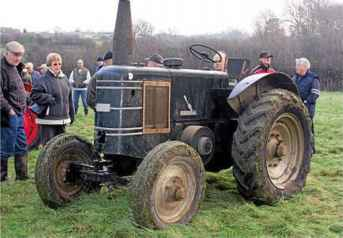 Oliver 600 tractor vintage tractor woonky mobile 1947 farm machinery fandeluxe Image collections