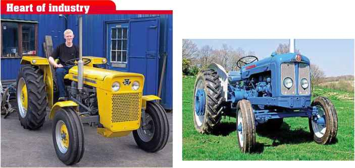 Old Tractor Magazine